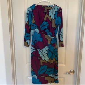 Like New Talbots Sheath Dress